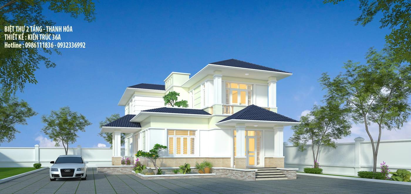 thiết kế nhà tại thanh hóa