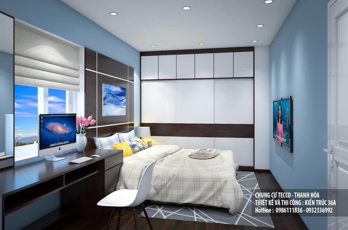 thiết kế nội thất chung cư tại thanh hóa