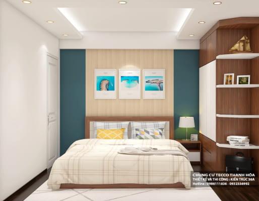 Thiết kế nội thất chung cư Thanh Hóa