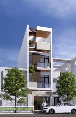 Thiết kế nhà Đẹp Tại Thanh Hóa